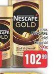 Nescafé Gold Jar  offers at R 102,99
