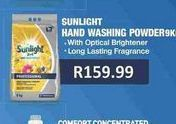 Sunlight Washing Powder offers at R 159,99