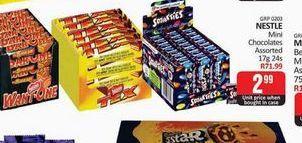 Nestlé Chocolate Slab 2 offers at R 2,99
