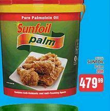 Sunfoil Palm offers at R 479,99