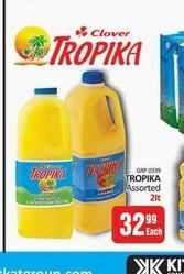 Clover Tropika Dairy Blend offers at R 32,99