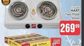 Hart Stove offers at R 269,99