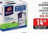 Clover Fresh Milk  offers at R 14,33