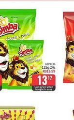 Simba Potato Chips  offers at R 13,17