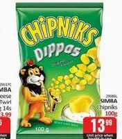 Simba Chipniks offers at R 13,99