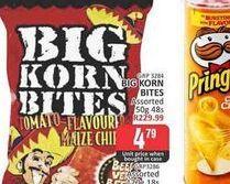 Willards Big Korn Bites  offers at R 4,79