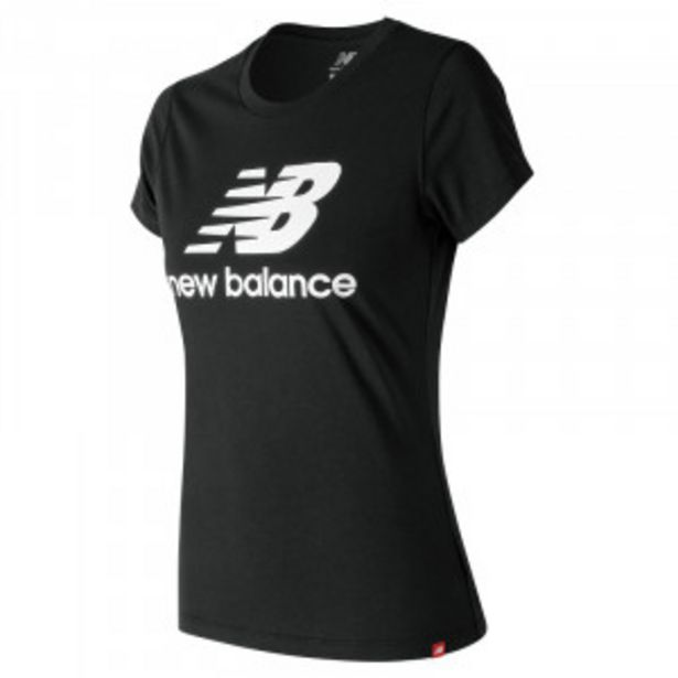 NB Essentials Stacked Logo Tee offers at R 244,3