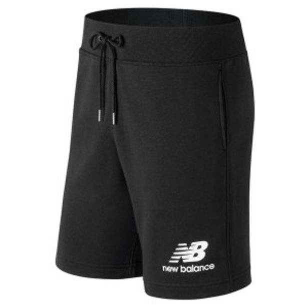 Essentials Stacked Logo Short offers at R 489,3