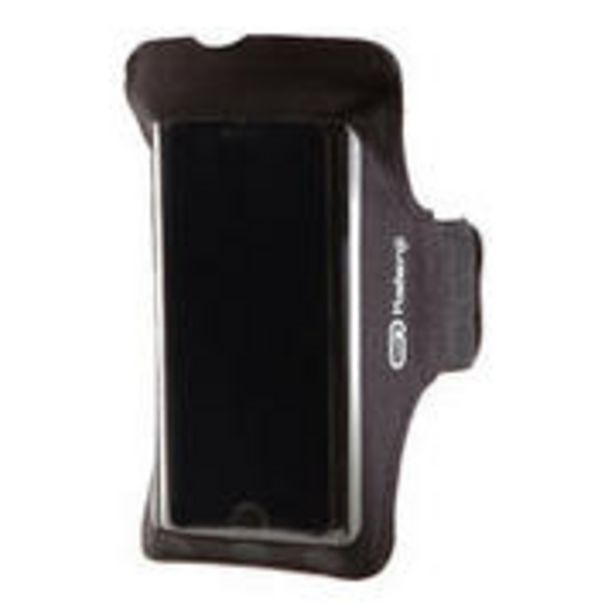 PHONE RUNNING ARMBAND - BLACK offers at R 129