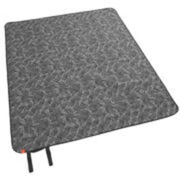 Camping and Hiking Blanket - 140 x 170 cm - grey offers at R 199