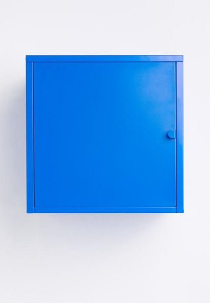 Fritz wall storage cube - navy offers at R 699
