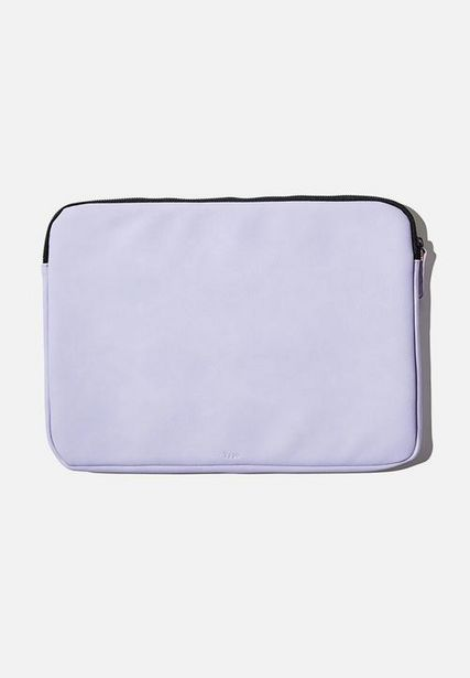 Core laptop cover 13 inch - pale lilac offers at R 179