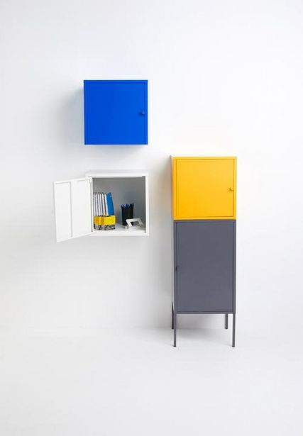 Fritz wall storage cube - white offers at R 699