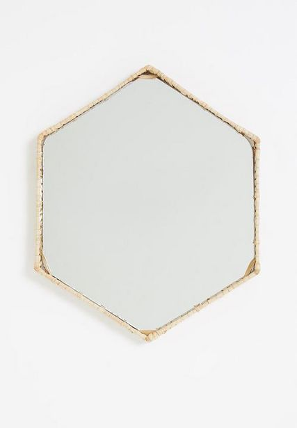 Octagonal mirror - neutral offers at R 1199
