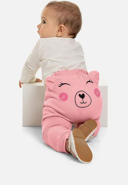 Baby girls sweat pants - pink offers at R 123