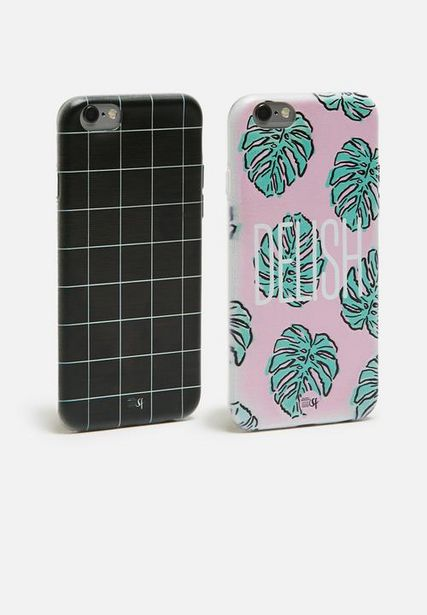 Delish set - iPhone & Samsung cover offers at R 179
