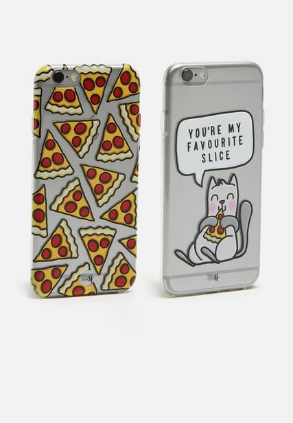 Fav slice set - iPhone & Samsung cover offers at R 179