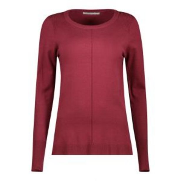 Soft Crew Neck Pullover offers at R 130