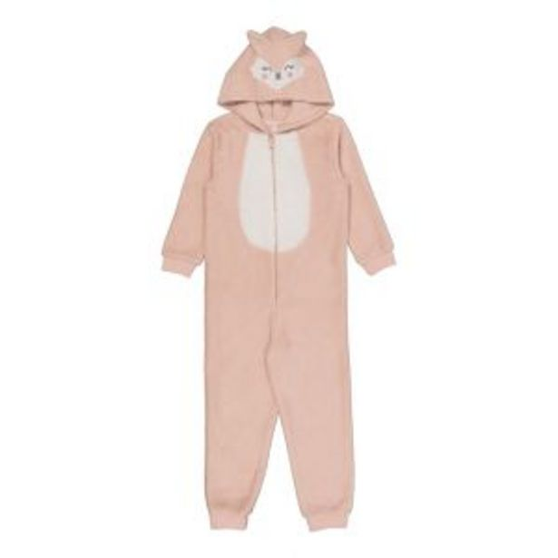 Younger Girls 3D Animal Onesie offers at R 175