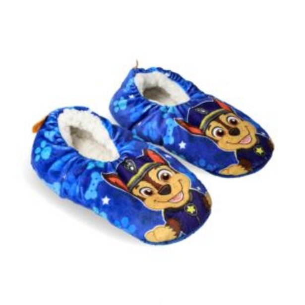 Younger Boys Character Sherpa Slipper offers at R 55