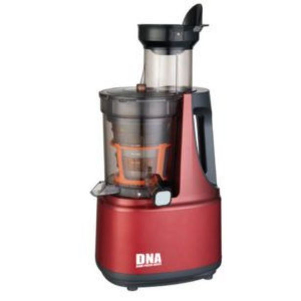 DNA Raw Press Juicer Red offers at R 3999