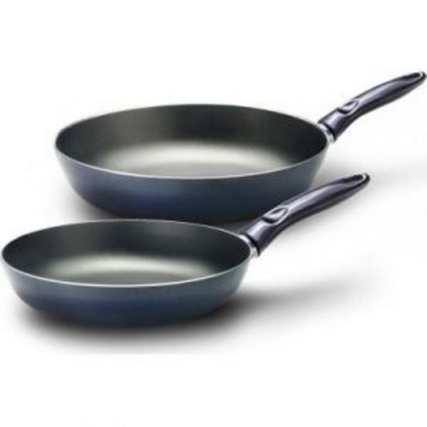 Accademia Bella Blu Frying Pan Set (20/26cm) offers at R 249