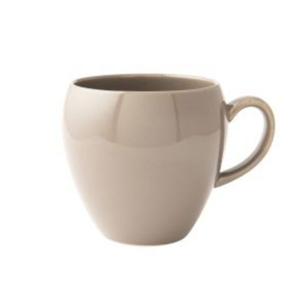 Omada Irregular Light Grey Mug offers at R 84,15