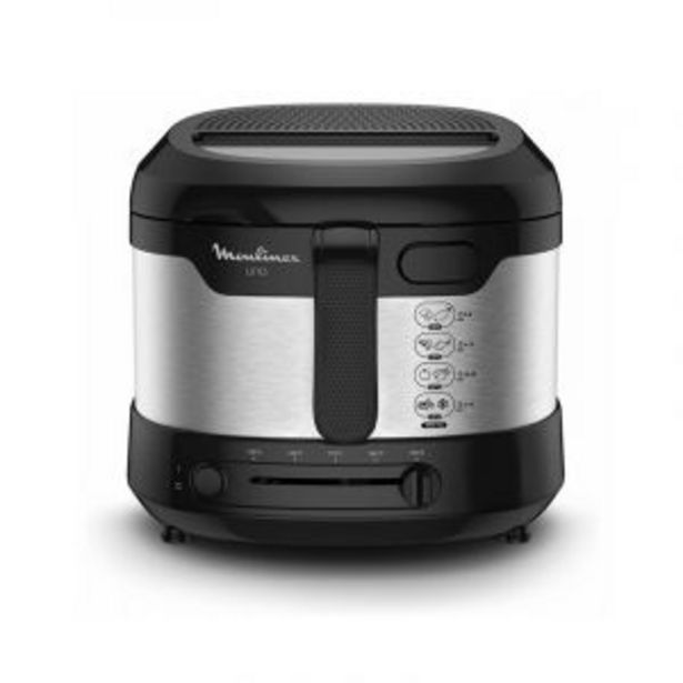 Uno M Fixed Bowl Deep Fryer 1KG SS offers at R 1299
