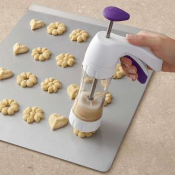 Simple Success Cookie Press, 13-Piece offers at R 299