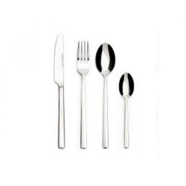 Eetrite New York Cutlery Set 24 Pieces offers at R 399
