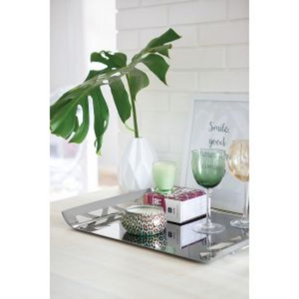 Trinity Table Center in Stainless Steel offers at R 799