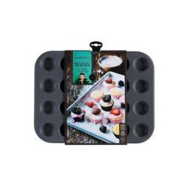 Jamie Oliver 24 Cup Mini Muffin Tin offers at R 199