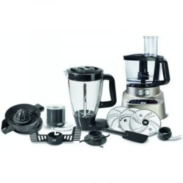 Moulinex Double Force Food Pro FP825E10 offers at R 2499