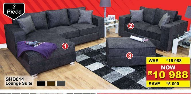 Lounge Suite offers at R 10988