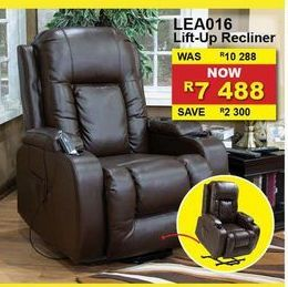 Lift-Up Recliner offers at R 7488