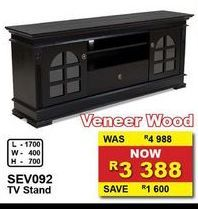 Tv Stand offers at R 3388