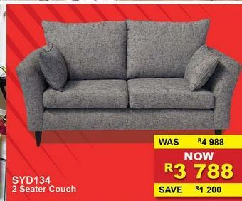 2 Seater couch offers at R 3788