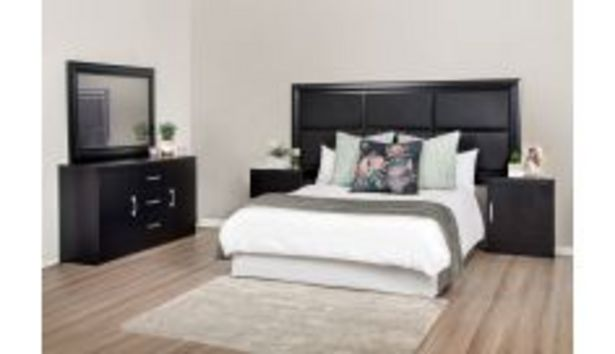 Lincoln 2 piece Bedroom offers at R 4799