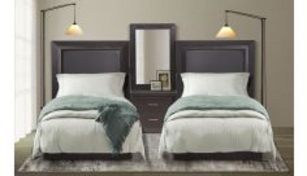 Oliver twin Bedroom Suite offers at R 6899