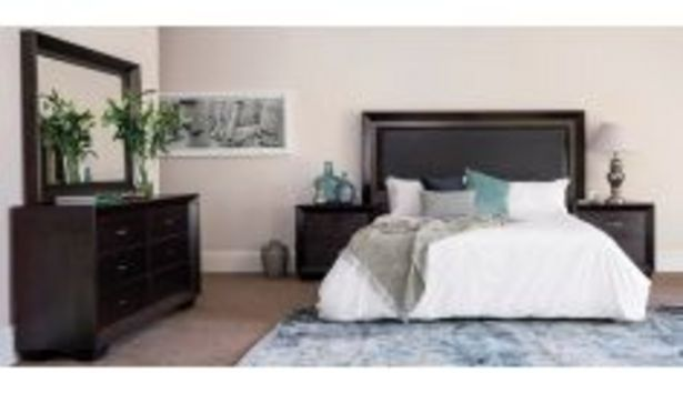 Sienna 3 Piece Bedroom Suite offers at R 12999