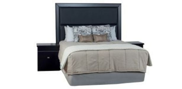 Montreal 3 Piece Bedroom Suite, Dark Brown offers at R 3999