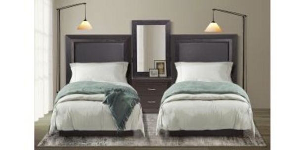 Oliver twin Bedroom Suite offers at R 6999