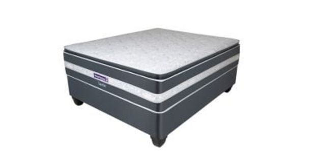 Sleepmasters Saville 152cm (Queen) Medium Bed Set offers at R 5999