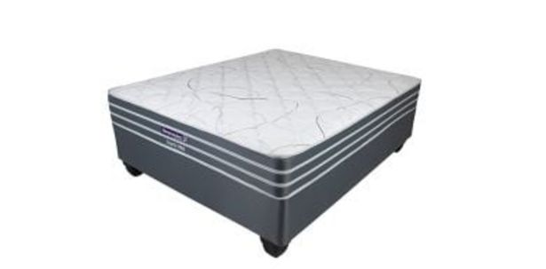 Sleepmasters Seattle 137cm (Double) Firm Bed Set offers at R 3899