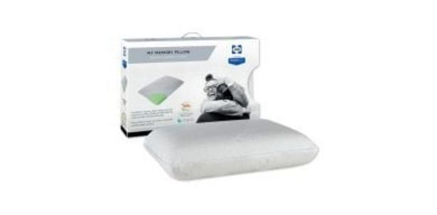 Sealy My Memory Ventilated Pillow offers at R 699