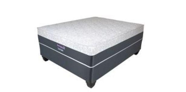 Sleepmasters Santiago 152cm (Queen) Firm Bed Set offers at R 4999