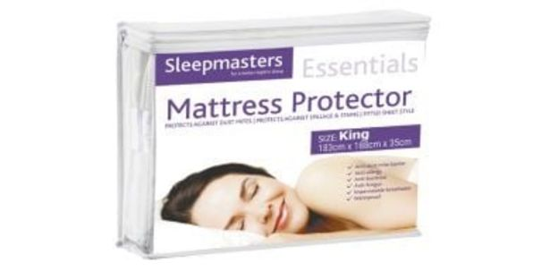 Sleepmasters King (183cm) Mattress Protector offers at R 299