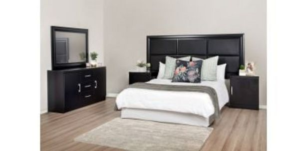 Lincoln 2 piece Bedroom offers at R 4999