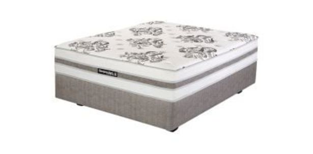 Sleepmasters Grenada 152cm (Queen) Gentle Bed Set offers at R 6999