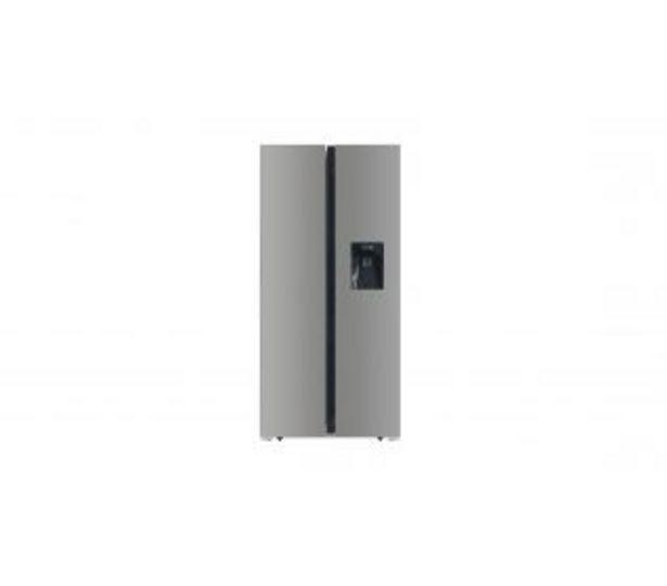 Sansui 600L Side By Side Fridge Freezer SSS-600WD offers at R 12499,95